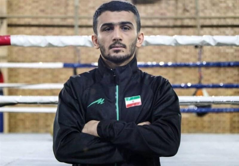 بوکس گزینشی المپیک، فزونی بوکسور جوان ایران مقابل حریف کره ای