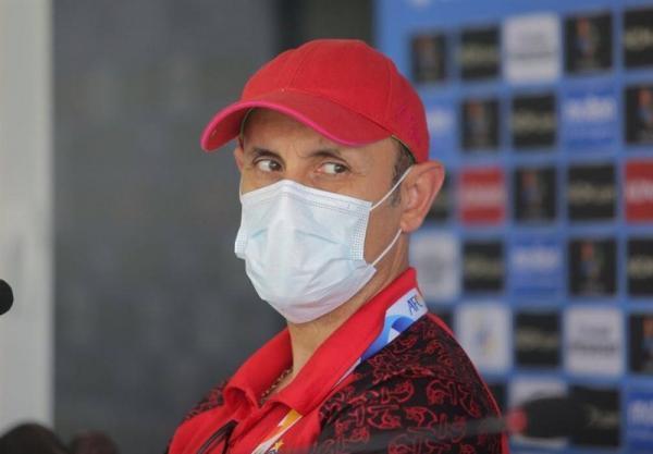 گل محمدی: موفقیت در نصف مسابقات برای صعود کافی نیست، گروه ما یکی از سخت ترین گروه هاست